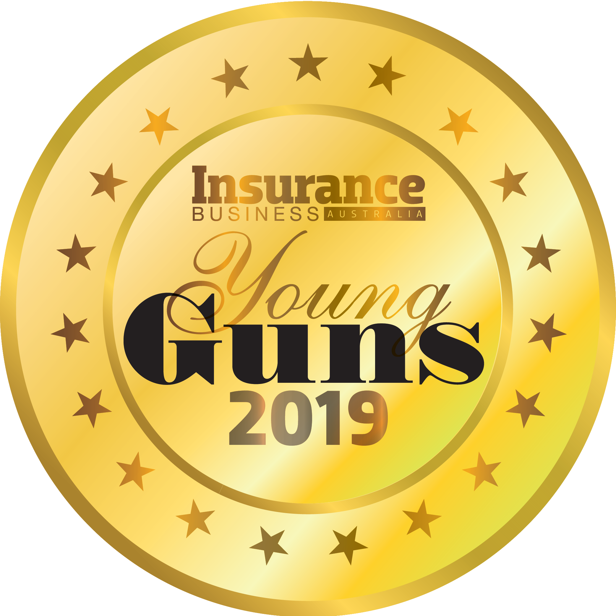 Young Gun List of 2019 - Australian Business Insurance Awards