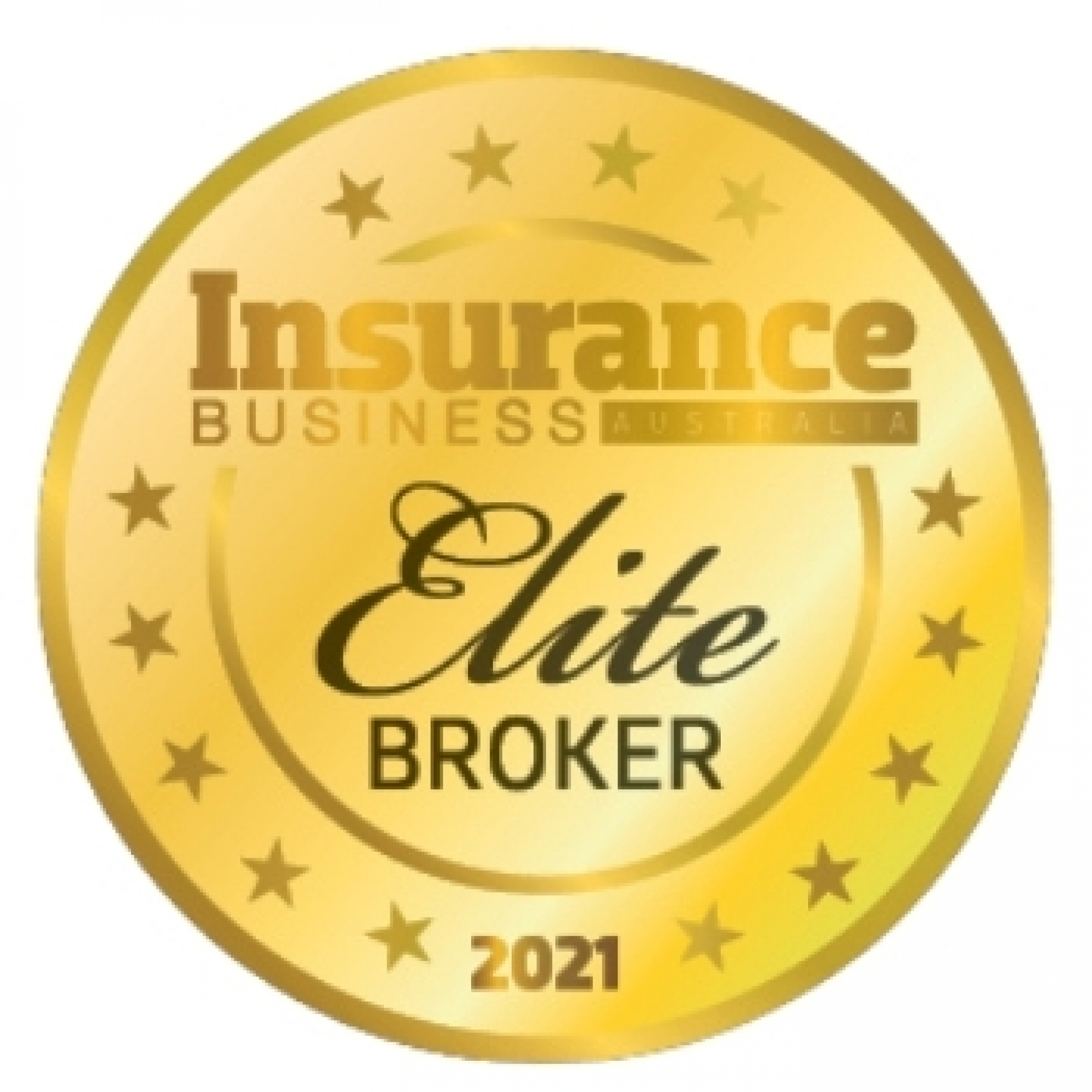 2021 Insurance Business Australia Elite Brokers