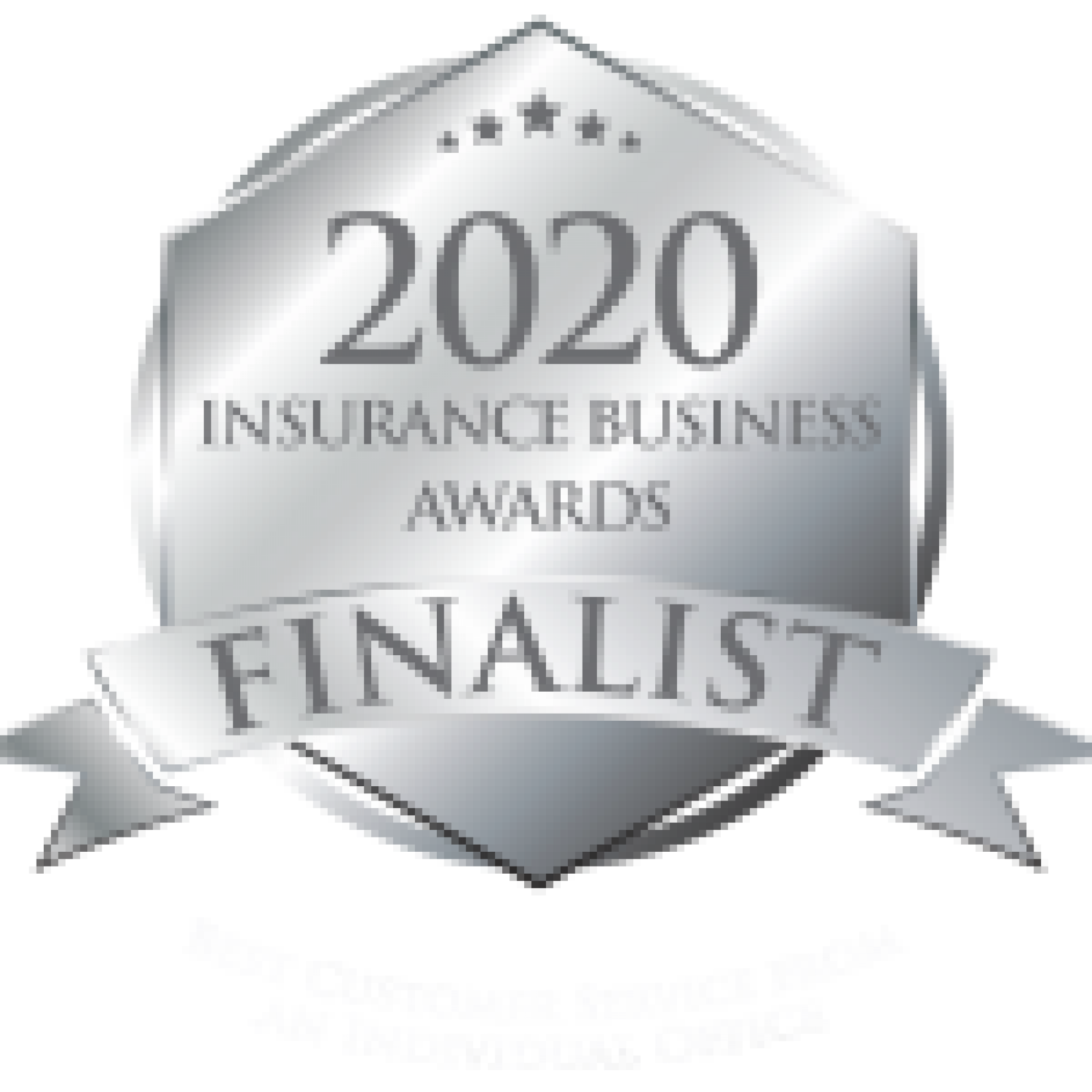 2020 Insurance Business Awards Finalist