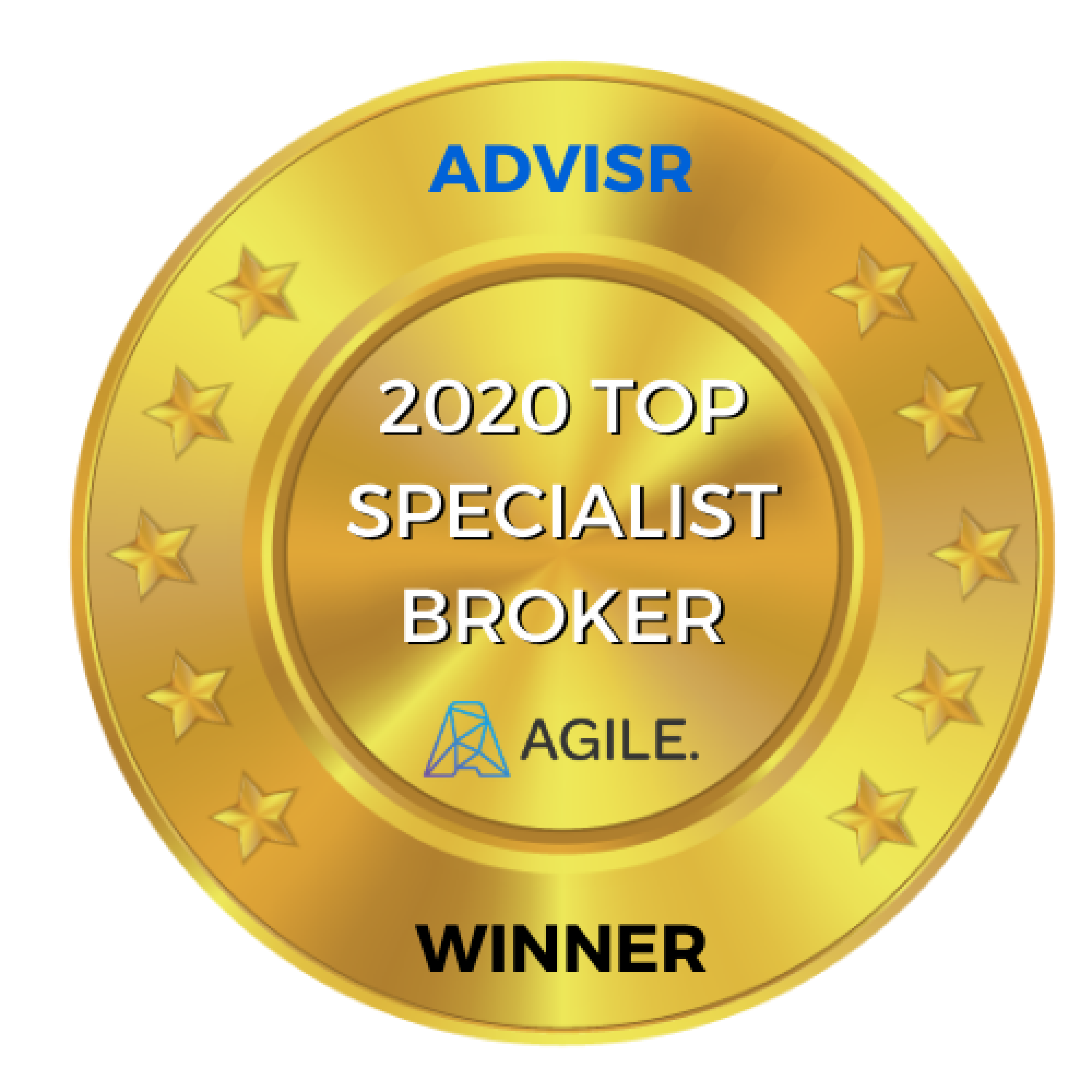 Advisr Insurance Broker Awards 2020 Winner | Top Specialist Broker