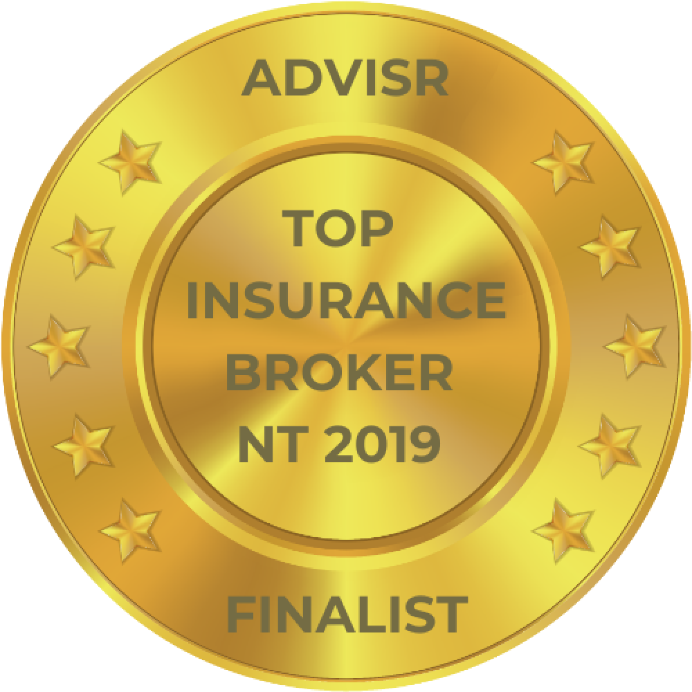 Advisr Insurance Broker Awards 2019 Top Northern Territory Insurance Broker