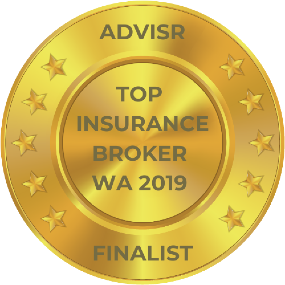 Advisr Insurance Broker Awards 2019 Top Western Australia Insurance Broker
