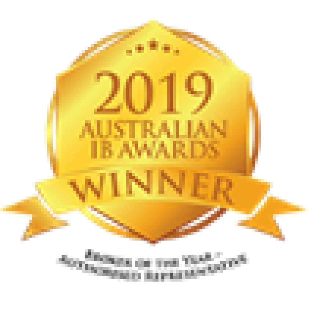 2019 Australian Insurance Business AR of the year
