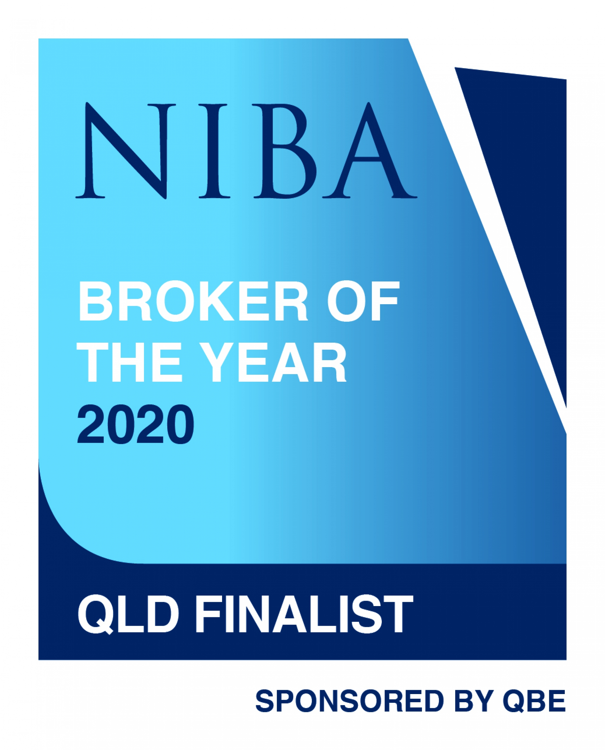 2020 NIBA Broker of the Year QLD Finalist