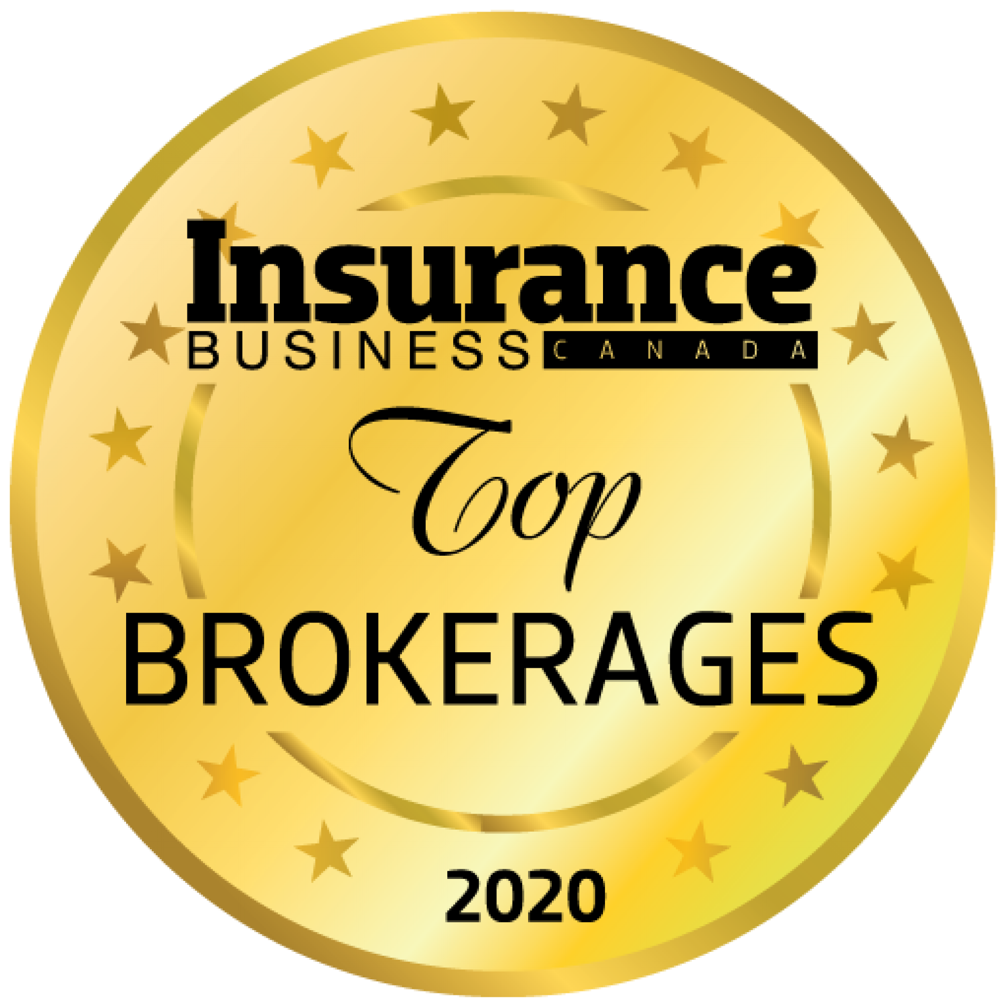 2020 Insurance Business Australia Top Brokerage