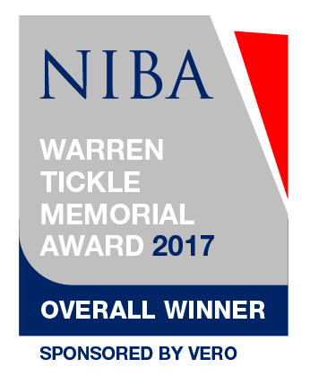 2017 Warren Tickle Memorial Award Overall Winner