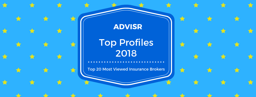 Most Popular Insurance Brokers for 2018