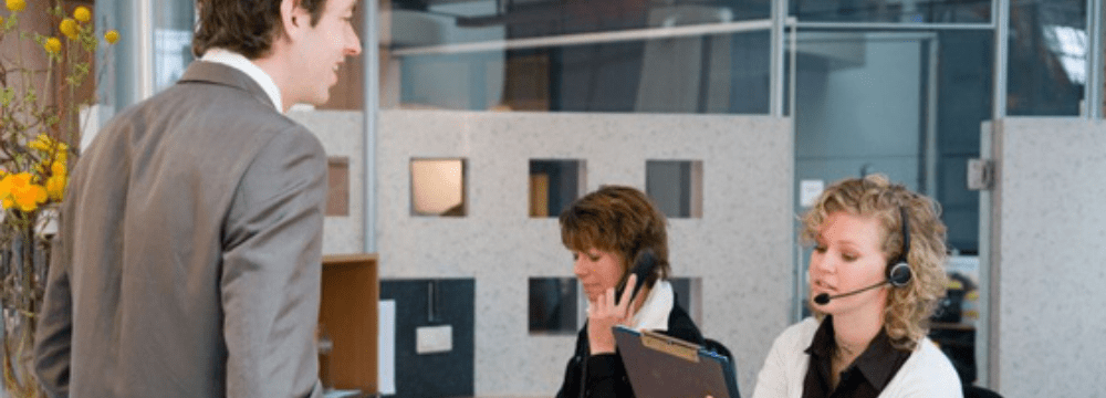 Who's calling? Protect your business premises by knowing visitors