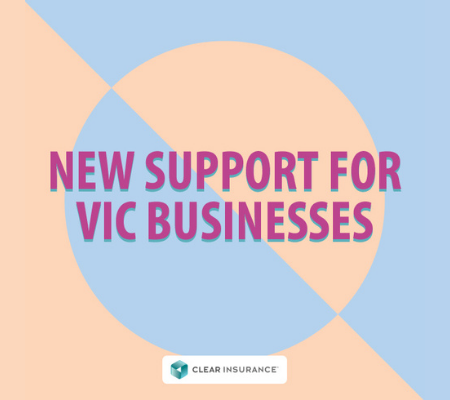 Are you a business suffering in Victoria because of the big C word? Listen up!