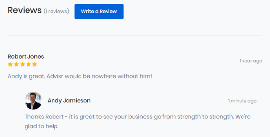 2020.05.18 Reply to Customer Review step 4