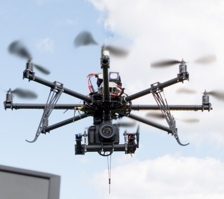 Use a drone for business or as part of your job?
