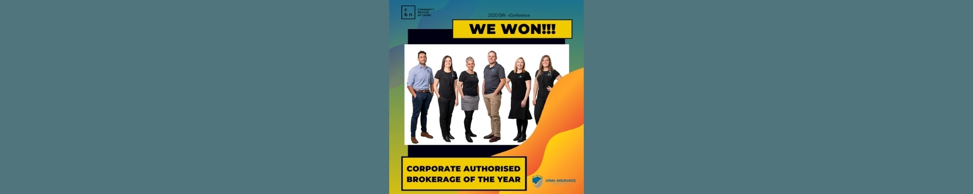 2020 CBN Corporate Authorised Broker of the Year